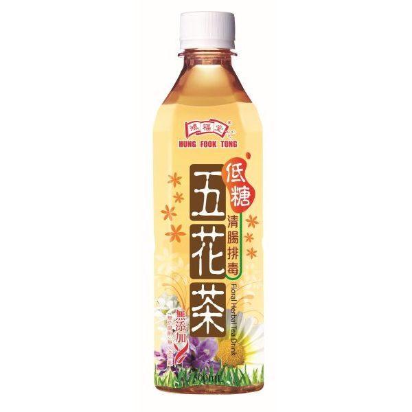 HFT Floral Herbal Tea Drink (500ml X 24)