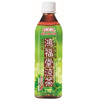HFT Herbal Tea (500ml X 24)