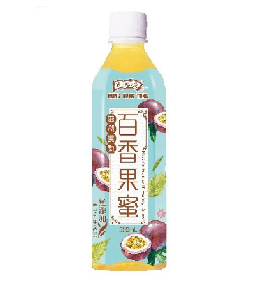 HFT Passion Fruit with Honey Drink (500ml X 24)