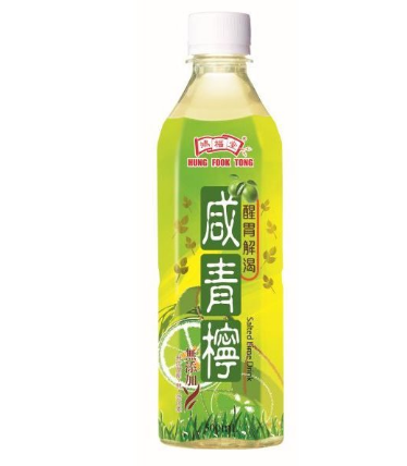 HFT Salted Lime Drink (500ml X 24)