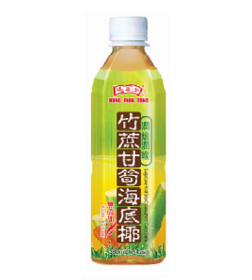 HFT Sugarcane And Sea Coconut With Carrot Drink (500ml X 24)