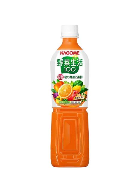 Kagome Carrot Mixed Juice (720ml X 15)