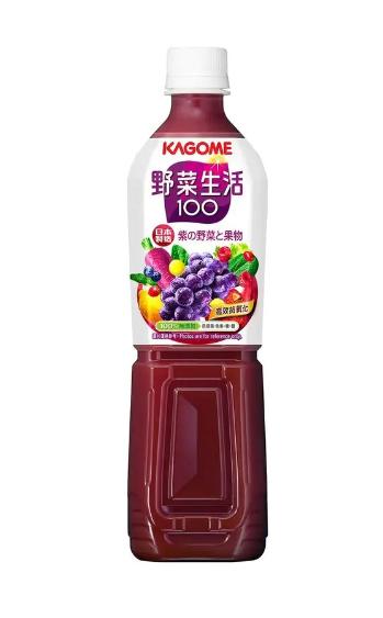 Kagome Grape Mixed Juice (720ml X 15)
