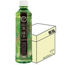 Legend Green Tea Drink (430ml X 24)