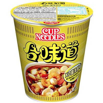 Nissin Cup Noodle: XO Sauce Seafood (75gm X 24)