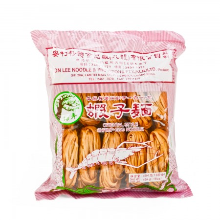 On Lee Thick Shrimp Noodle (Bundle of 6, 16oz)