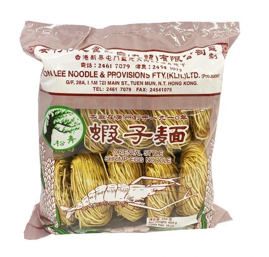 On Lee Thin Shrimp Noodle (Bundle of 6, 16 oz)