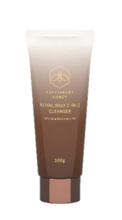 Canterbury Honey Royal Jelly 2-in-1 Cleanser