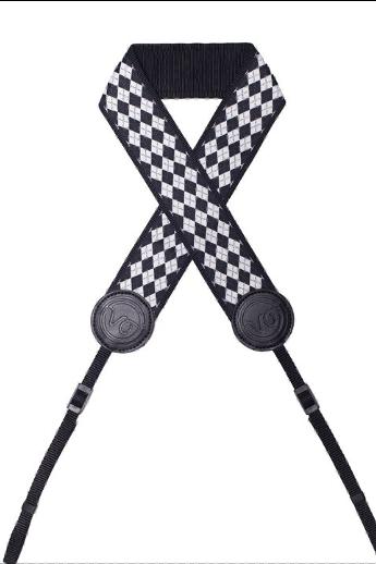 VO Camera Strap Black Diamondholic