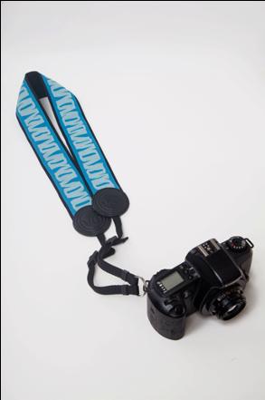 VO Camera Strap Fever Blue