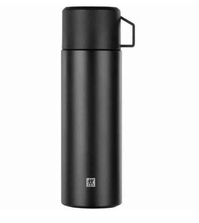 Zwilling Thermos Beverage Bottle Black 1L